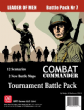 Combat Commander : Battle Pack #7 – Leader of Men : Tournament Battle Pack